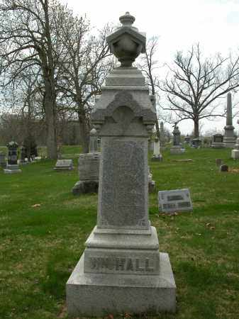HALL, WILLIAM H. - Union County, Ohio | WILLIAM H. HALL - Ohio Gravestone Photos