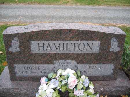 HAMILTON, GEORGE E. - Union County, Ohio | GEORGE E. HAMILTON - Ohio Gravestone Photos