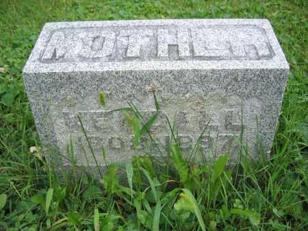 HAMILTON, KENDALL - Union County, Ohio | KENDALL HAMILTON - Ohio Gravestone Photos