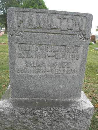 HAMILTON, WILLIAM G. - Union County, Ohio | WILLIAM G. HAMILTON - Ohio Gravestone Photos