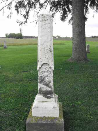 HANBY, JOHN - Union County, Ohio | JOHN HANBY - Ohio Gravestone Photos