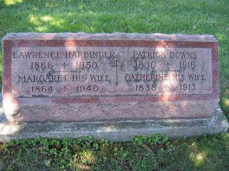 DOWNS, CATHERINE - Union County, Ohio | CATHERINE DOWNS - Ohio Gravestone Photos