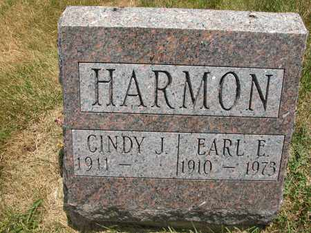 HARMON, EARL E. - Union County, Ohio | EARL E. HARMON - Ohio Gravestone Photos