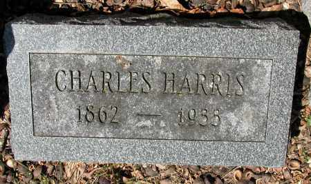 HARRIS, CHARLES - Union County, Ohio | CHARLES HARRIS - Ohio Gravestone Photos