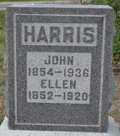 HARRIS, JOHN - Union County, Ohio | JOHN HARRIS - Ohio Gravestone Photos