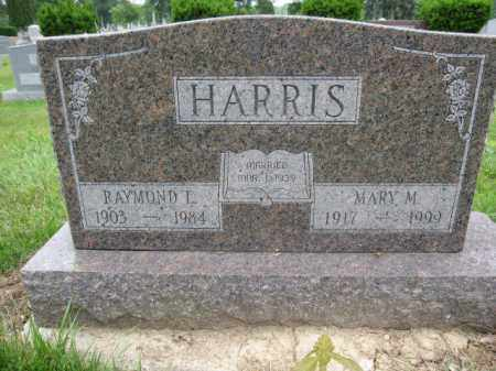 HARRIS, RAYMOND L. - Union County, Ohio | RAYMOND L. HARRIS - Ohio Gravestone Photos