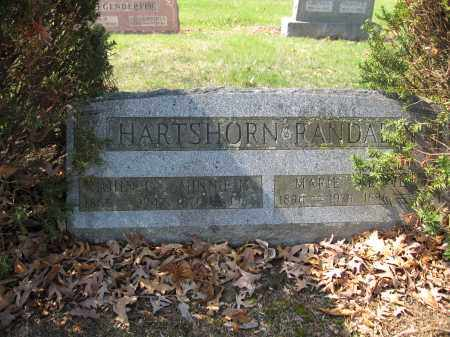 HARTSHORN, MINNIE CROWDER - Union County, Ohio | MINNIE CROWDER HARTSHORN - Ohio Gravestone Photos