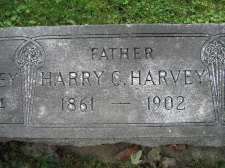 HARVEY, HARRY C. - Union County, Ohio | HARRY C. HARVEY - Ohio Gravestone Photos