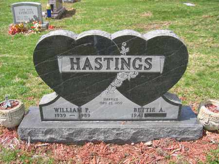 HASTINGS, BETTIE A. - Union County, Ohio | BETTIE A. HASTINGS - Ohio Gravestone Photos
