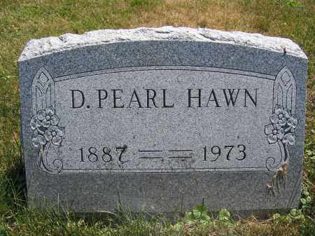 HAWN, D. PEARL - Union County, Ohio | D. PEARL HAWN - Ohio Gravestone Photos