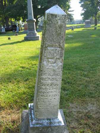 HEADLY, ISAAC - Union County, Ohio | ISAAC HEADLY - Ohio Gravestone Photos