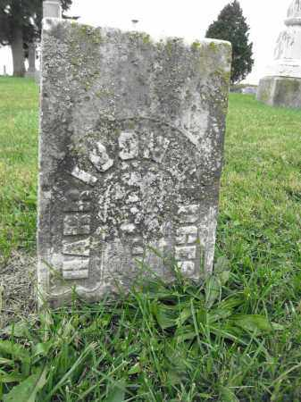 HEDGES, HARRISON - Union County, Ohio | HARRISON HEDGES - Ohio Gravestone Photos