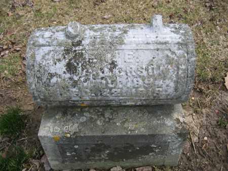HENDERSON, HOMER E. - Union County, Ohio | HOMER E. HENDERSON - Ohio Gravestone Photos