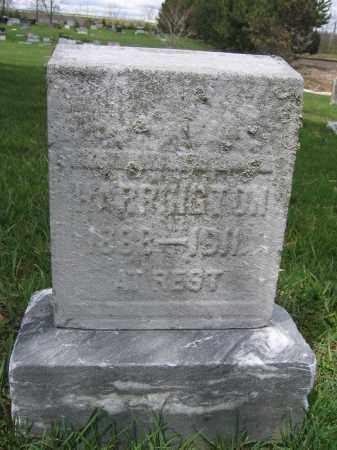 HERRINGTON, JEANOT - Union County, Ohio | JEANOT HERRINGTON - Ohio Gravestone Photos