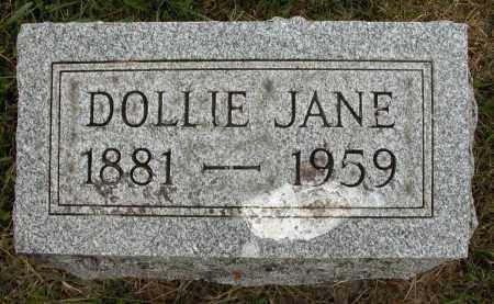 HERRIOTT, DOLLIE JANE - Union County, Ohio   DOLLIE JANE HERRIOTT - Ohio Gravestone Photos