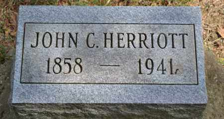 HERRIOTT, JOHN C. - Union County, Ohio | JOHN C. HERRIOTT - Ohio Gravestone Photos