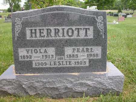 HERRIOTT, VIOLA - Union County, Ohio | VIOLA HERRIOTT - Ohio Gravestone Photos
