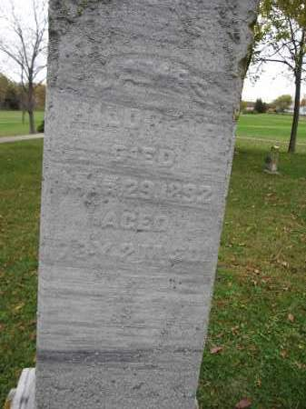 HILDRETH, JAMES - Union County, Ohio | JAMES HILDRETH - Ohio Gravestone Photos