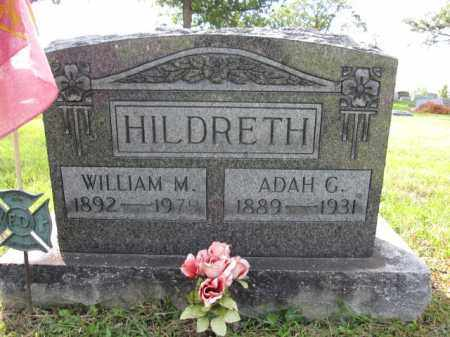 HILDRETH, ADAH G. DETMER - Union County, Ohio | ADAH G. DETMER HILDRETH - Ohio Gravestone Photos