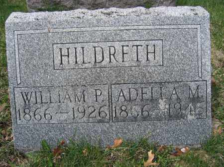 HILDRETH, WILLIAM P. - Union County, Ohio | WILLIAM P. HILDRETH - Ohio Gravestone Photos