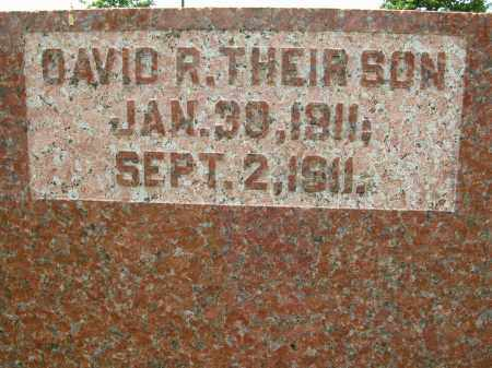 HILL, DAVID R. - Union County, Ohio | DAVID R. HILL - Ohio Gravestone Photos