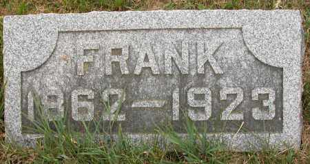 HILL, FRANK - Union County, Ohio | FRANK HILL - Ohio Gravestone Photos