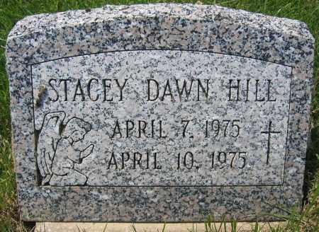 HILL, STACEY DAWN - Union County, Ohio | STACEY DAWN HILL - Ohio Gravestone Photos