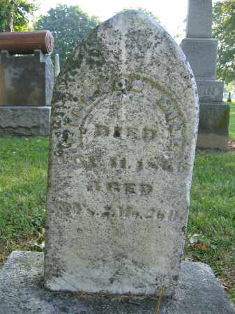 HILL, WILLARD - Union County, Ohio | WILLARD HILL - Ohio Gravestone Photos