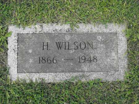 HINES, HENRY WILSON - Union County, Ohio | HENRY WILSON HINES - Ohio Gravestone Photos
