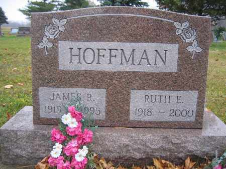 HOFFMAN, RUTH E. - Union County, Ohio | RUTH E. HOFFMAN - Ohio Gravestone Photos