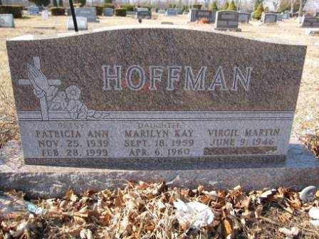HOFFMAN, VIRGIL MARTIN - Union County, Ohio | VIRGIL MARTIN HOFFMAN - Ohio Gravestone Photos