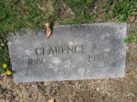 HOOPES, CLARENCE A. - Union County, Ohio | CLARENCE A. HOOPES - Ohio Gravestone Photos