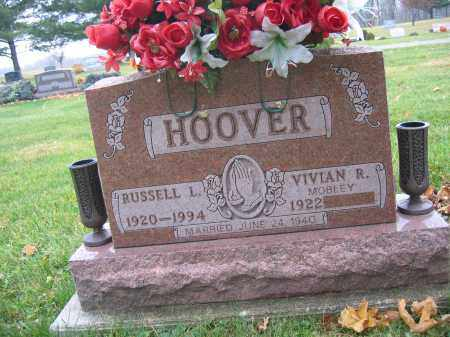 HOOVER, VIVIAN R. - Union County, Ohio | VIVIAN R. HOOVER - Ohio Gravestone Photos