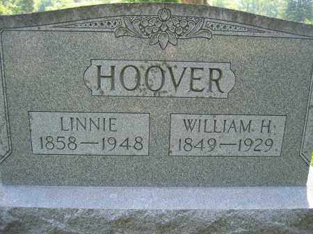 HOOVER, LINNIE - Union County, Ohio | LINNIE HOOVER - Ohio Gravestone Photos
