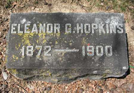 HOPKINS, ELEANOR G. - Union County, Ohio | ELEANOR G. HOPKINS - Ohio Gravestone Photos