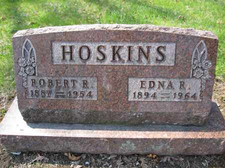 HOSKINS, ROBERT R. - Union County, Ohio | ROBERT R. HOSKINS - Ohio Gravestone Photos