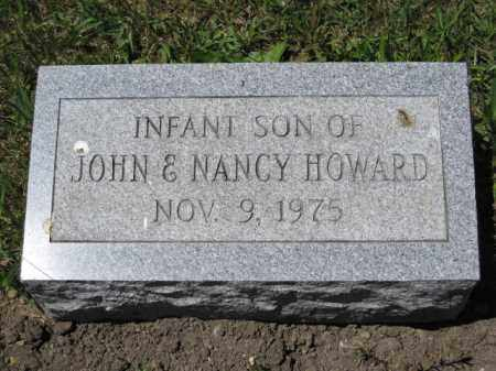 HOWARD, INFANT SON - Union County, Ohio | INFANT SON HOWARD - Ohio Gravestone Photos