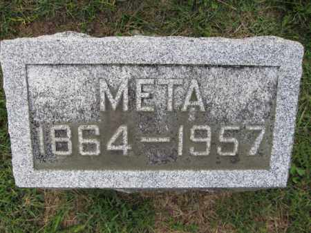HOY, META - Union County, Ohio | META HOY - Ohio Gravestone Photos