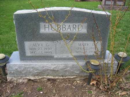 HUBBARD, MARY M. - Union County, Ohio | MARY M. HUBBARD - Ohio Gravestone Photos