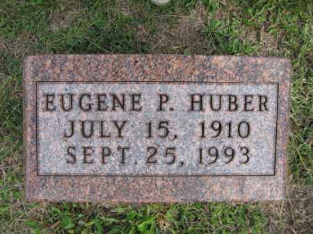 HUBER, EUGENE P. - Union County, Ohio | EUGENE P. HUBER - Ohio Gravestone Photos