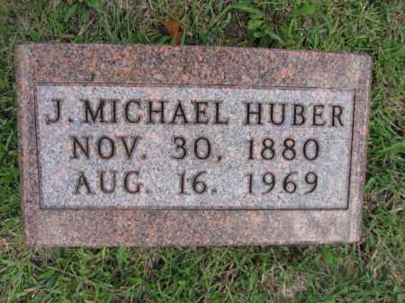 HUBER, J. MICHAEL - Union County, Ohio | J. MICHAEL HUBER - Ohio Gravestone Photos