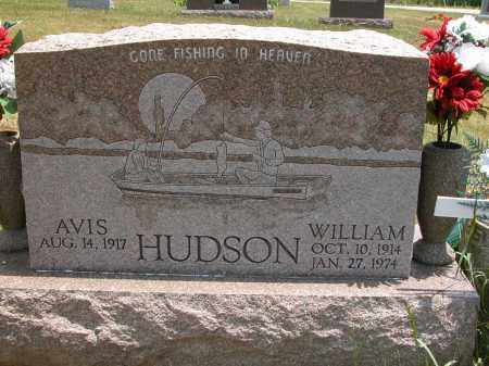 HUDSON, AVIS - Union County, Ohio | AVIS HUDSON - Ohio Gravestone Photos