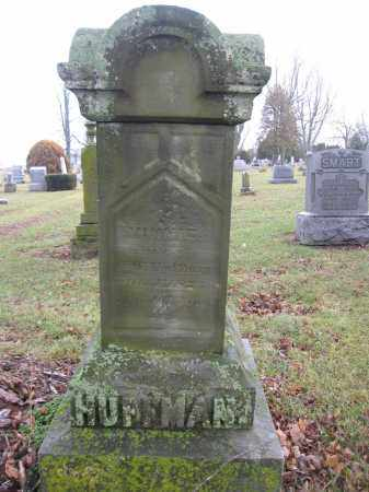 HUFFMAN, VINNIE - Union County, Ohio | VINNIE HUFFMAN - Ohio Gravestone Photos