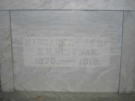 HUFFMAN, MARGARET - Union County, Ohio | MARGARET HUFFMAN - Ohio Gravestone Photos