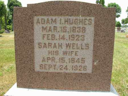 HUGHES, ADAM I. - Union County, Ohio | ADAM I. HUGHES - Ohio Gravestone Photos