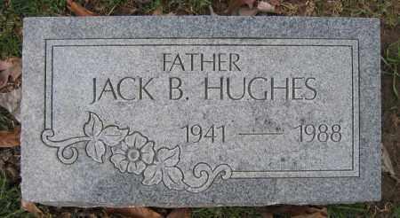 HUGHES, JACK B. - Union County, Ohio | JACK B. HUGHES - Ohio Gravestone Photos