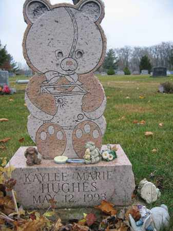 HUGHES, KAYLEE MARIE - Union County, Ohio | KAYLEE MARIE HUGHES - Ohio Gravestone Photos