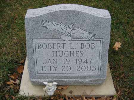HUGHES, ROBERT L. - Union County, Ohio | ROBERT L. HUGHES - Ohio Gravestone Photos