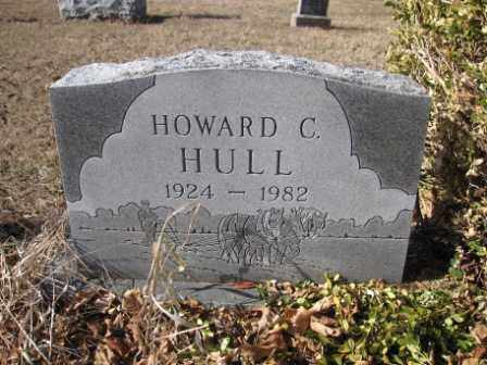 HULL, HOWARD C. - Union County, Ohio | HOWARD C. HULL - Ohio Gravestone Photos