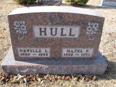 HULL, ORVILLE L. - Union County, Ohio | ORVILLE L. HULL - Ohio Gravestone Photos